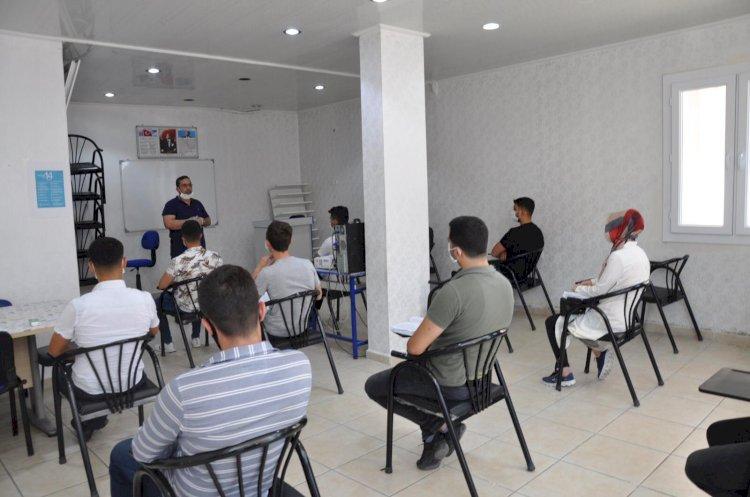 Özel Vip Akkaya Güvenlik Kursunda Kontrol Ve Tedbirli Eğitim