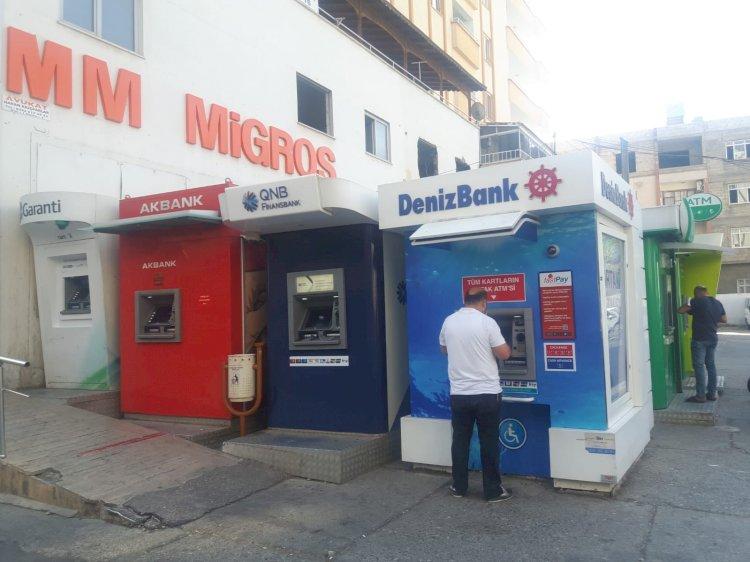 Banka ATM'leri tehlike saçıyor