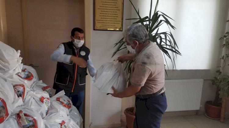 Nizip Belediyesi'nden çölyak hastalarına glutensiz gıda yardımı
