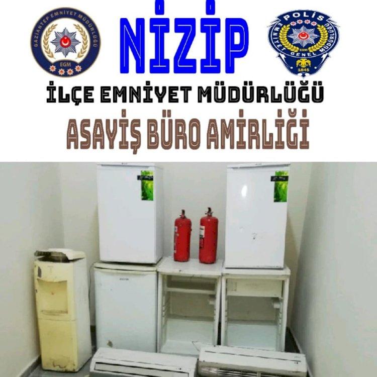22 suç kaydı bulunan hırsızlık şüphelisi tutuklandı