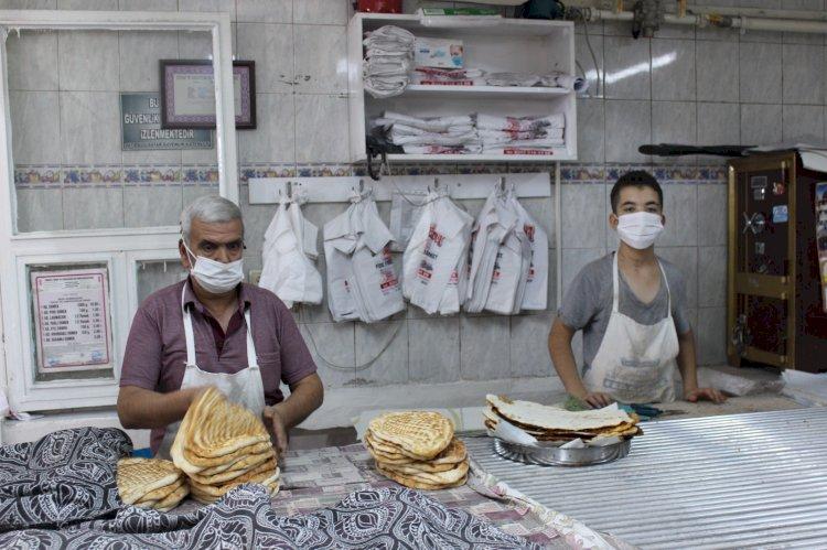 Nizip'te Ekmeğe   Zam