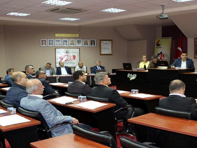 Nizip Ticaret Odası nda Liderlik Eğitimi Düzenlendi