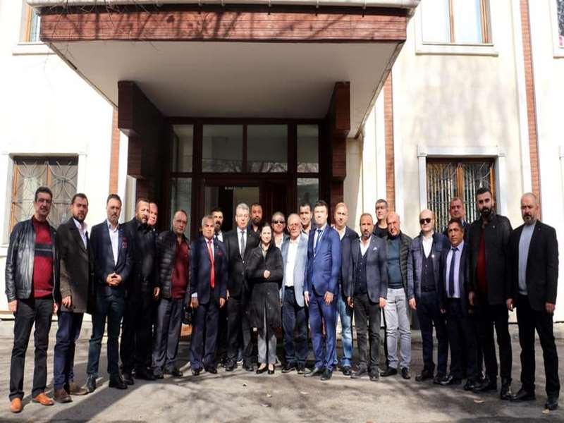 Nizip Ticaret Odası Heyeti Kazakistan Pazarında