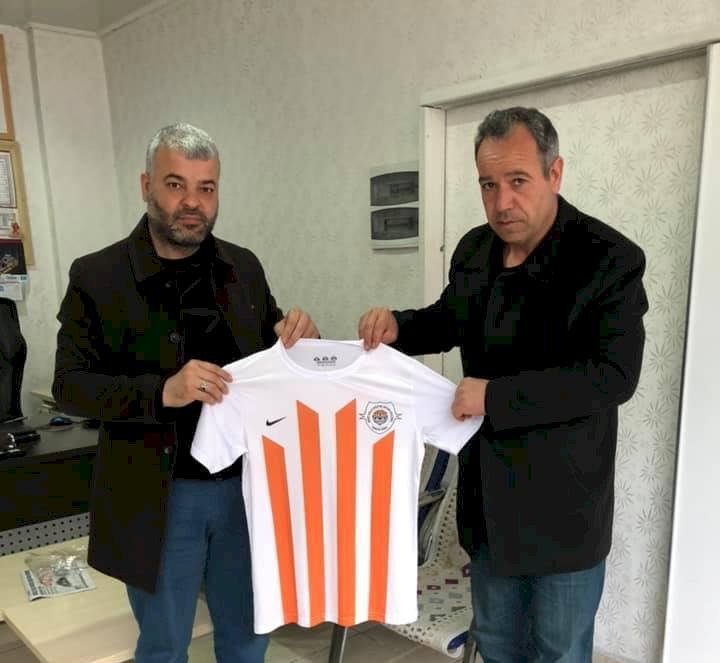 Teknik Direktör Gül'den Şen'e Ziyaret