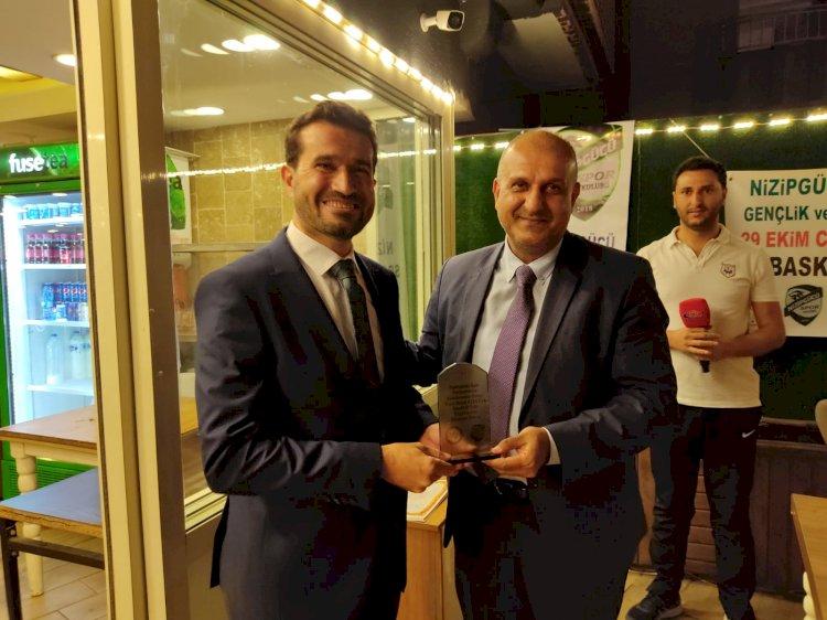 3X3 Sokak Basketbol Şampiyonlarına Ödül