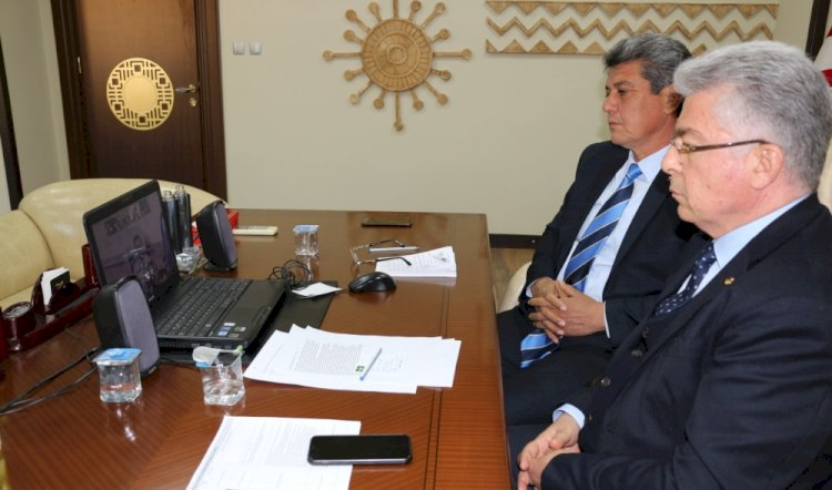 NTO Gaziantep Oda ve Borsaları Müşterek İstişare Toplantısına Katıldı