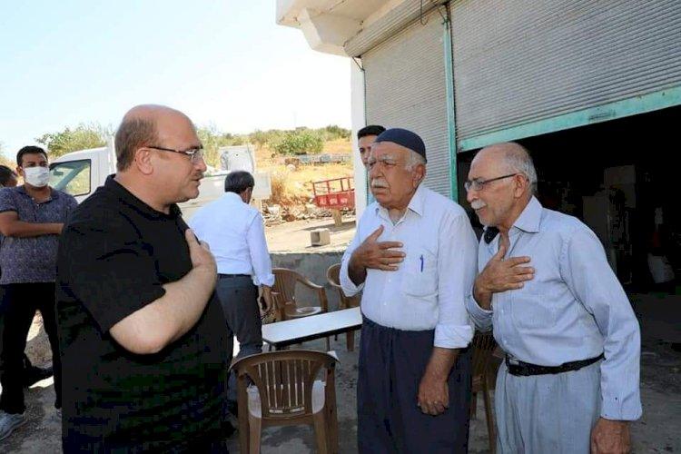 Ak Parti kırsal mahalle gezilerini tamamladı