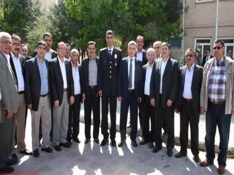 NTO Türk Emniyet Teşkilatının Kuruluşunun 169. Yıldönümü Kutlamalarına Katıldı