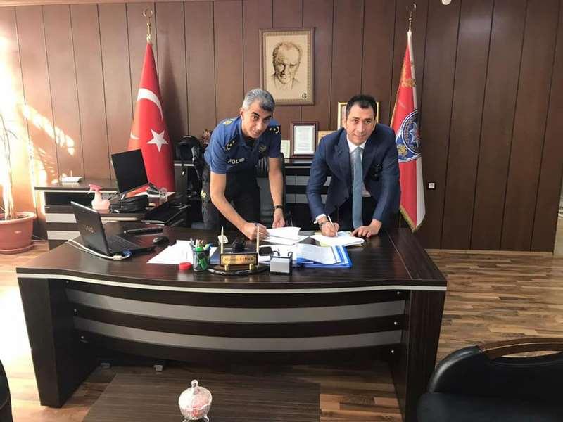 Denetimli Serbestlik Müdürlüğü Kamu Kurumları ile İşbirliği Protokolü
